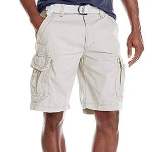 Young men's cargo style shorts NEW with tags